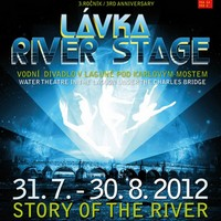 Lavka River Stage