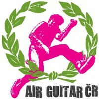 air guitar logo
