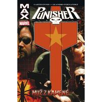 punisher muz z kamene 200