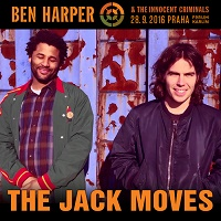 S Benem Harperem do Prahy dorazí The Jack Moves!