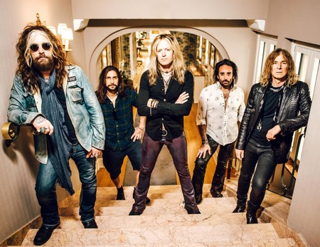 The Dead Daisies 1
