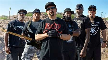 bodycount band