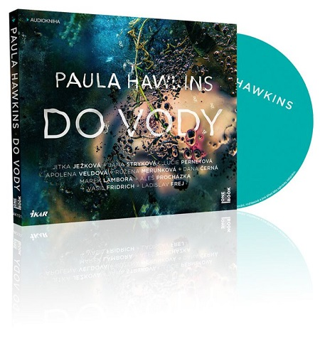 Paula Hawkins Do vody audio OneHotBook 3D