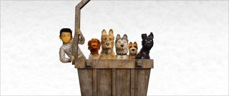 Psi ostrov Isle of Dogs Wes Anderson 04