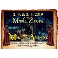 Rychlá soutěž: Užijte si Magický víkend  - Magii života