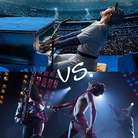 Bohemian Rhapsody vs. Rocketman PEREX