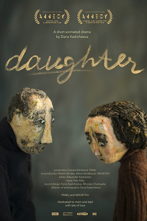 daughter Annecy winner poster
